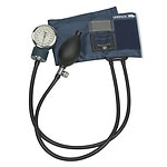 Mabis Precision Series Aneriod Sphygmomanometer, Large Adult Size Cuff