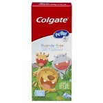 Colgate Children's My First, Toddler, Floride Free Toothpaste, Mild Fruit