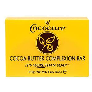 Cococare Cocoa Butter Complexion Bar, 4 oz