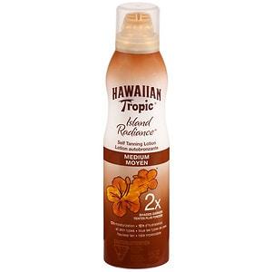 Hawaiian Tropic Island Radiance Self Tanning Lotion, Medium- 6 fl oz