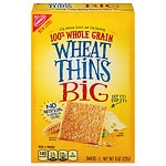 Nabisco Wheat Thins Crackers, Big
