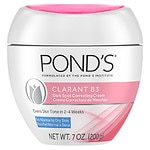 POND'S Correcting Cream, Clarant B3 Dark Spot Normal to Dry Skin- 7 oz