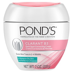 POND'S Clarant B3 Dark Spot Correcting Cream with Vitamins B3 & C, Normal to Oily