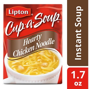 Lipton Cup-A-Soup, Hearty Chicken Noodle- .57 oz