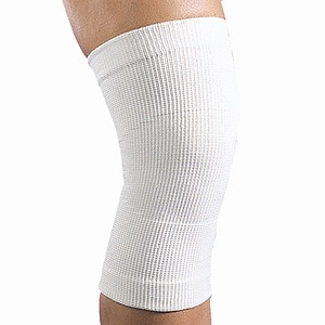 Maxar Wool Knee Brace (56% wool), White, Large- 1 ea