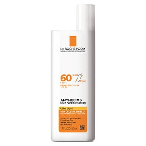 La Roche-Posay Anthelios 60 Ultra Light Sunscreen Fluid Extreme, SPF 60- 1.7 fl oz