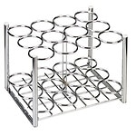 Drive Medical Steel M6 Oxygen Cylinder Rack, 12 Slots- 1 ea