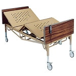 Drive Medical Full Electric Bariatric Hospital Bed, 600 pound limit- 1 ea