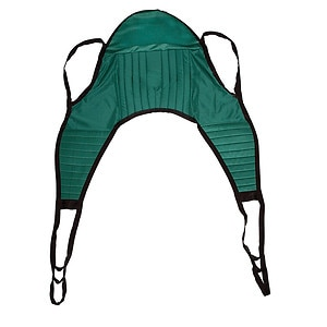 Drive Medical Padded U Sling with Head Support, Small