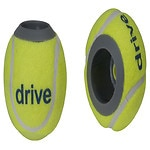 Drive Medical Walker Rear Tennis Ball Glides with Additional