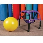 Wenzelite Rehab Crawlabout Rehab Crawl Trainer, Purple, Small- 1 ea