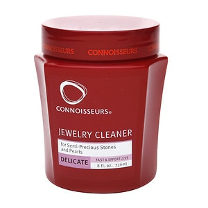 Connoisseurs Jewelry Cleaner, Delicate- 8 fl oz