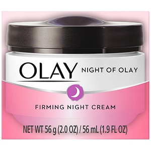 Olay Night of Olay Firming Cream- 2 oz
