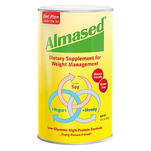 Almased All Natural Diet Shake, 17.6 oz Health Fitness Skin Care Beauty Supply Deals