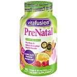 Vitafusion PreNatal, Adult Vitamins, Gummies, Lemon & Raspberry Lemonade- 90 ea