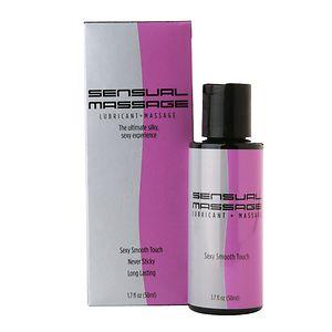 Oceanus Sensuals Sensual Massage, Premium Lubricant + Massage- 1.7 fl oz