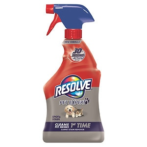 Resolve Pet Oxi Advanced Carpet Spot & Stain Remover