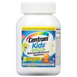 Centrum Kids Chewables Multivitamin, Tablets- 80 ea