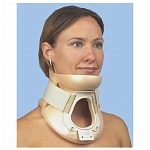 ITA-MED Extra Firm Philadelphia Tracheotomy Cervical Collar Adult, X Large, Beige- 1 ea