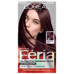 L'Oreal Paris Feria Permanent Haircolor, Deep Burgandy Brown 36