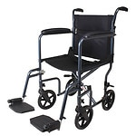Carex Transport Chair- 1 ea