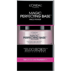 L'Oreal, L'Oreal Studio Secrets Professional Magic Perfecting Base, L'Oreal makeup primer, makeup primer