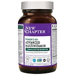 New Chapter 40+ Every Woman II Multi Vitamin, Tablets