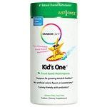 Rainbow Light Kids One MultiStars Chewable Multivitamin/Mineral, Fruit Punch- 90 ea
