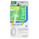 Fleet Liquid Glycerin Suppositories