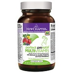 New Chapter Perfect Prenatal Multi Vitamin, Tablets