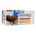 Pure Protein Bars, 6 pk, Chocolate Peanut Caramel- 1.76 oz