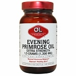 Olympian Labs Evening Primrose Oil- 60 softgels