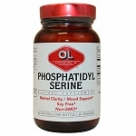 Olympian Labs Phosphatidyl-Serine 100mg- 60 softgels