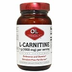 Olympian Labs L-Carnitine- 60 capsules