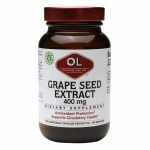 Olympian Labs Grape Seed Extract 400mg- 100 capsules