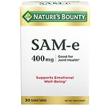 Nature's Bounty SAM-e 400mg, Super Strength, Tablets