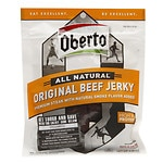 Oberto All Natural Beef Jerky, Original- 3.25 oz