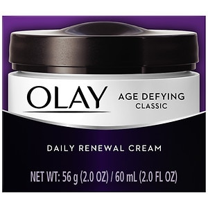 Olay Age Defying Classic Daily Renewal Cream Face Moisturizer