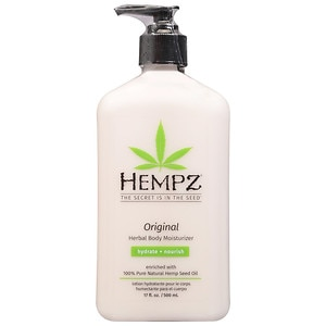 Hempz Original Herbal Body Moisturizer, 17 fl oz