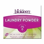 biokleen Free & Clear Laundry Powder,, Unscented