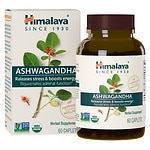 Himalaya Herbal Healthcare Ashwagandha, Anti-Stress & Energy