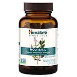 Himalaya Herbal Healthcare Holy Basil, Vegetarian Capsules