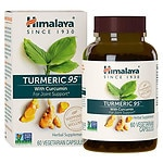 Himalaya Herbal Healthcare Turmeric, Caplets- 60 ea