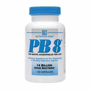 Nutrition Now PB 8, Probiotic Acidophilus