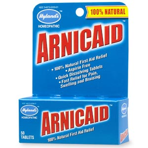Hyland's Arnicaid First Aid Relief Tablets- 50 ea