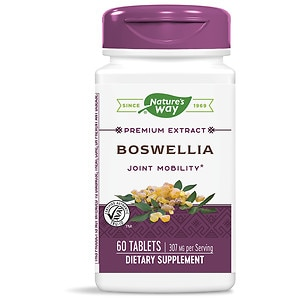 Nature's Way Boswellia Standardized, Tablets- 60 ea