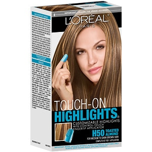... Touch-On Highlights Complete Highlighting Kit, Toasted Almond H50