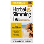 21st Century Herbal Slimming Tea, 24 pk, Honey Lemon