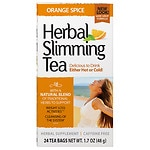 21st Century Herbal Slimming Tea, Orange Spice