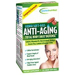 Applied Nutrition Anti-Aging Total Body Daily Defense, Liquid